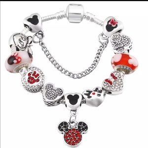 Jewelry - Mickey Mouse Charm Bracelet